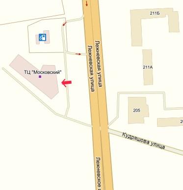 """Контакты и схема проезда приведены...  Мы находимся по адресу: Лежнвское ш., строение 1, ТЦ  """"Московский """", офис 28."""